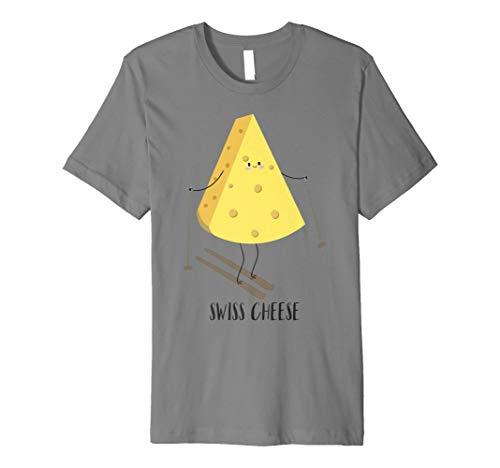 Schweizer Käse–Funny Schweizer Käse T-Shirt