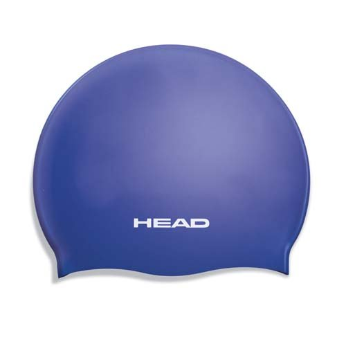 head-cap-silicone-flat-jr-diving-hat-for-children-blue-royal-blue-sizeone-size