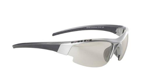 Swiss Eye Sportbrille, Gardosa Evolution, Mehrfarbig ( Gun Metal / dark grey ), One Size