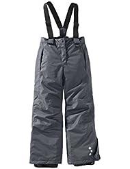 Pantalón de esquí para niña Snowboard Pantalones Pantalones para la nieve invierno Pantalón 146/152Antracita