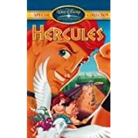 """""""Hercules [VHS] [Videokassette] (2002) Alan Menken; John Musker; Ron Clements"""""""
