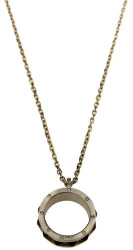 ESPRIT Damen-Halskette Edelstahl Ca. 45 cm + 5 cm ESNL11810A450