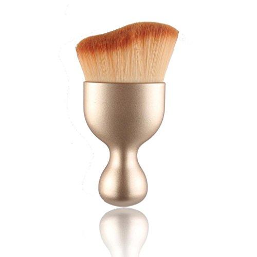 Fulltime® Mode Ombre Contour pinceau de maquillage (Or)