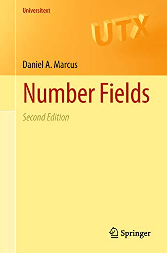 Number Fields (Universitext) (English Edition)