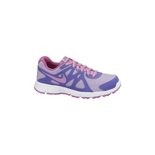 Nike Damen 2 Revolution 2 GS Fuß wear-Multicoloured, Größe 5, Damen, Revolution 2 GS, White/Pink/Purple, 36 - Nike Revolution Mädchen 2
