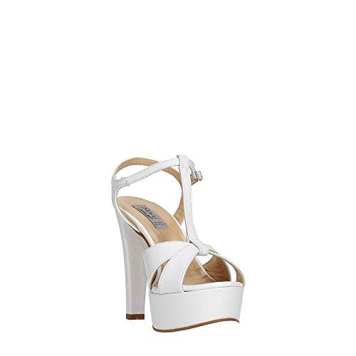 DonnaPiù M51820MEL7 Sandalo Donna Bianco