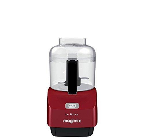 Magimix 18114F - Licuadora 0,8 L, Batidora de vaso, Rojo, 290 W, 290 W, 120 mm