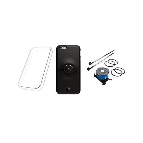 QUAD LOCK Bike Kit - iPhone 7/8 Halterungen schwarz One Size