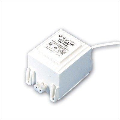 Sicherheitstransformator 80-105W 12V AC inkl 15m Anschlusskabel +
