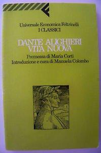 Divina Commedia-Vita nuova-Rime