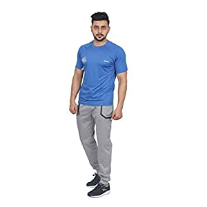 Vector X VL-3500-G-S Polyester Track Pant Small (Grey)