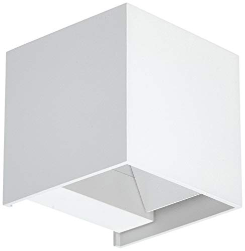 Helestra A28242.07 LED Wall Light IP54 / 475 lm / 3000 K /  10 x 10 x 10 cm Warm White