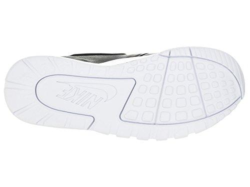 Nike Herren Air Entertrainer Fußballschuhe Schwarz / Weiß (Schwarz / Schwarz-Weiß)