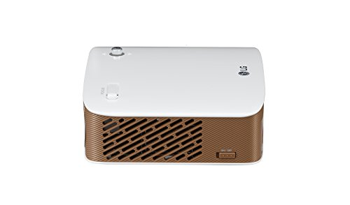 Best LG Electronics LG Portable Minibeam PH150G HD (1280×720) Wireless LED Projector Reviews