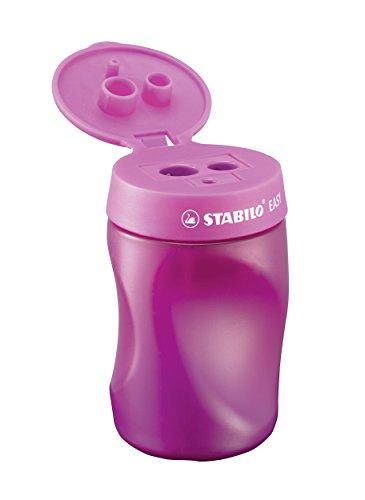 Dosen-Spitzer - STABILO EASYsharpener - 3in1, pink, für Linkshänder