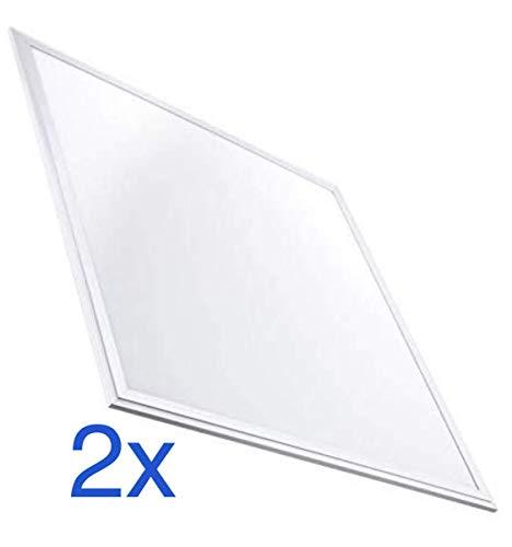 Led Atomant 2x Panel Led 60 x 60 cm, 40 W, 3200...