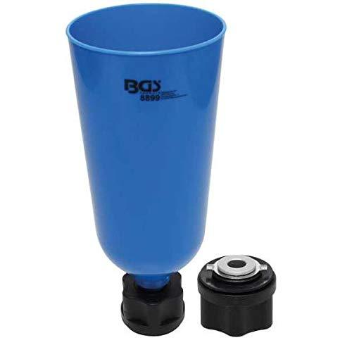 BGS 8899 | Öl-Einfülltrichter mit Bajonettadapter für VAG, Mercedes-Benz, BMW, Porsche, Volvo