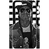 Iphone 5,5S custom case,diy Lil Wayne cell phones cases. (Iphone Wayne Lil)