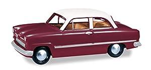 Herpa 024686-004 Ford Taunus - Bola del Mundo para Manualidades y coleccionar