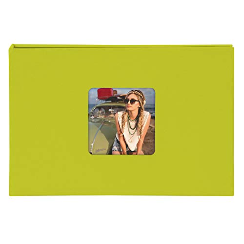 Goldbuch Einsteckalbum/Memoalbum mit Bildausschnitt, Living, 18,5x12 cm, Für 40 Fotos 10x15 cm,...