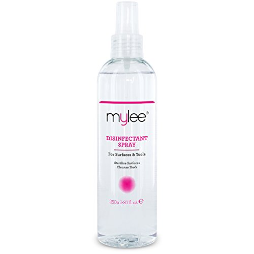 Mylee Disinfectant Spray 250ml For Surfaces & Tools Derma Roller Cleaner, Kills Germs & Bacteria
