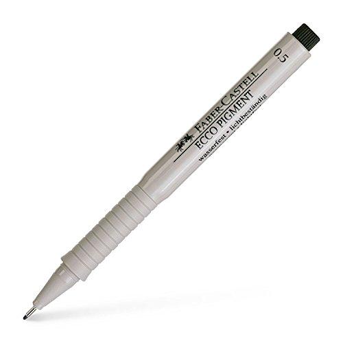 faber-castell-166599-ecco-pigment-penna-a-inchiostro-05-mm-nero