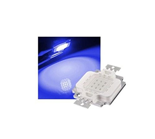 Chip LED 10W Scheinwerfer Licht Blau Hohe Helligkeit 800-900lm Notebook Strahler SMD Spotlight -