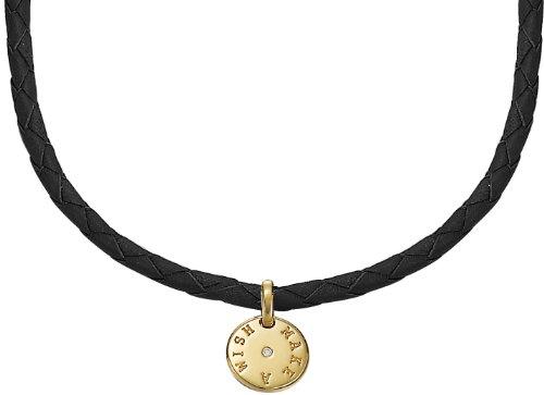 esprit-damen-halsband-925-sterling-silber-rhodiniert-leder-zirkonia-diamonds-4ever-gold-weiss-esnl92