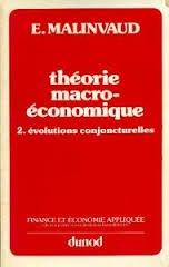 Théorie macro-économique Tome 1 : Comportements, croissance par Edmond Malinvaud