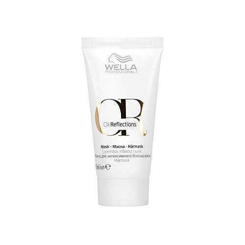 Wella oil Reflections Mask 30ml (Travel size)