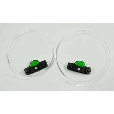 SODIAL(R) Lacet lumineux LED vert