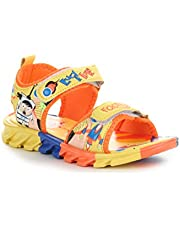 Liberty Footfun Unisex Kld-001 Sandals and Floaters
