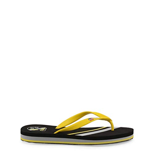 U.S. Polo - MELL4197S8_G2 Men's Flip Flop Black / 41