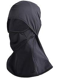 YiWu Máscara de protección para el Cuello de los Hombres de una Sola Pieza Cabeza fría