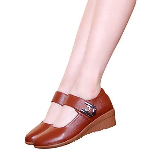 QinMM Zapatos tacón Alto Tango Rumba Baile salón