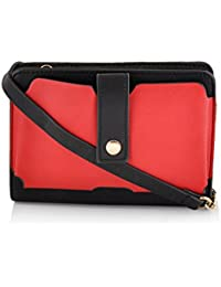 Mark & Keith Women Red Wallet(MBG 2043 RD)