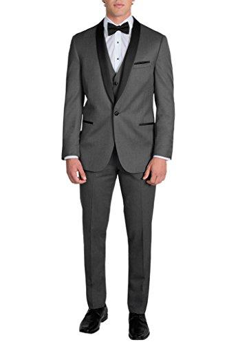 Suit Me - Costume - Homme Gris