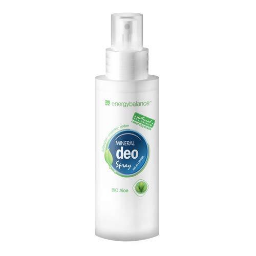 Desodorante EnergyBalance | cristal aerosol | Aloe