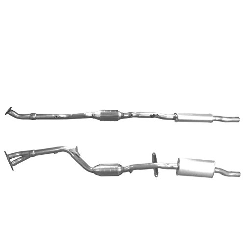 6//02 BM91146H BMW MINI COOPER S 1.6i Exhaust Catalytic Converter R50;R52;R53