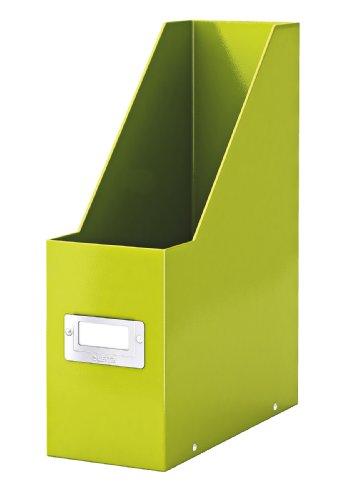 Leitz Revistero, Click and Store, A4, Verde, 60470064