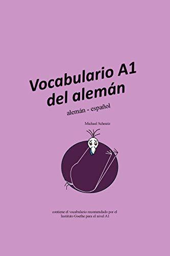 Vocabulario A1 del alemán: alemán - español eBook: Schmitz ...