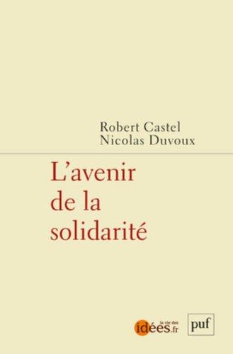L'avenir de la solidarité