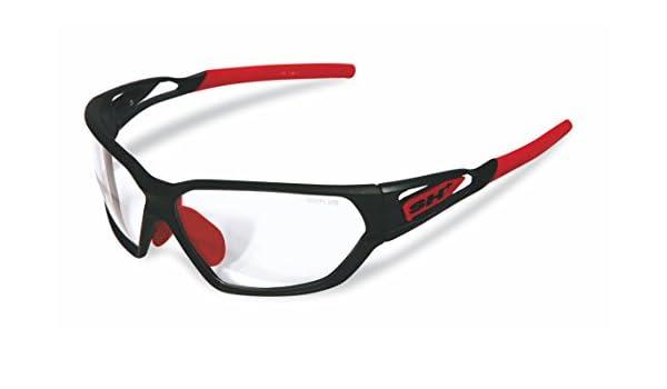 SH Plus RG 4701, Brille Unisex Erwachsene M weiß/schwarz