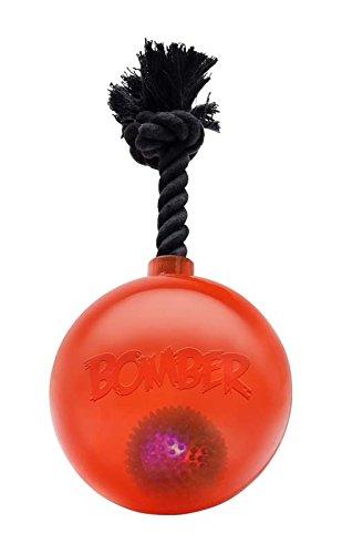 """Zeus Bomber """"Bomb"""", orange, 17 cm"""