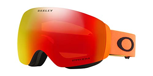 Oakley Flight Deck Snow Goggle, Team Oakley, mittel