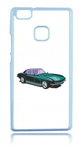 Smartphone Case Hot Rod Sport carrello auto d epoca Young Timer shellby Cobra GT muscel Car America Motiv 9806 per Apple Iphone 4/4S, 5/5S, 5 C, 6/6S, 7 & Samsung Galaxy S4, S5, S6, S
