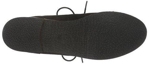 Caprice - 25100, Stivali Donna Schwarz (BLACK SUEDE 4)
