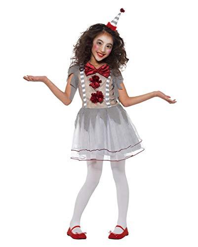Mädchen Kostüm für Halloween Partys S ()