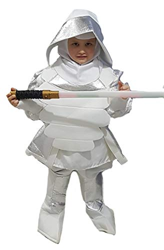 PICCOLI MONELLI Kostüm Stormtrooper Kinder 5 Jahre Kleid Star Wars Bimbo warm Fasching Karneval