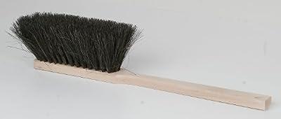 Buerstenmann Arenga Workshop Banister Pinsel, schwarz